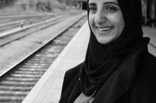 Podcast met Farhana Shaikh
