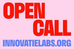 OPEN CALL: Innovatielabs.org